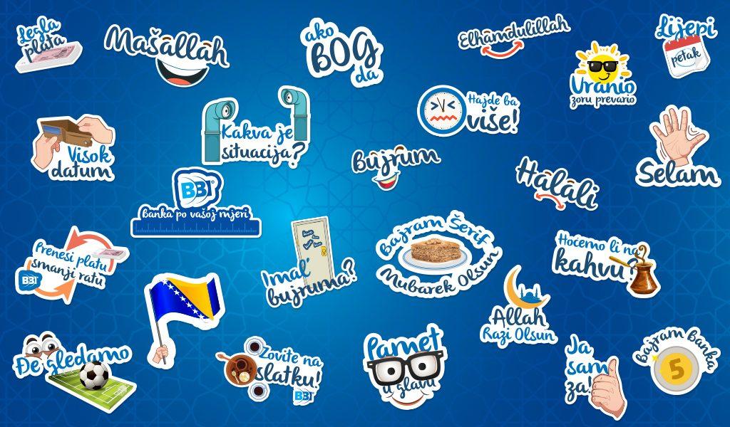 Viber BBI Stickeri
