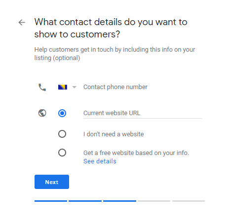 Kontakt biznisa