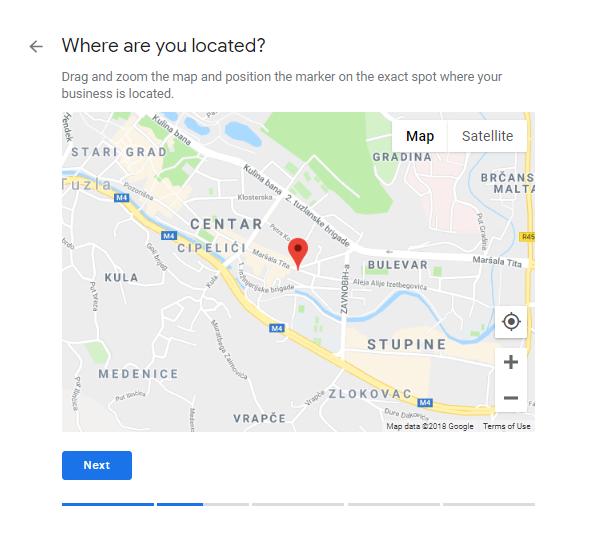 Mapa biznisa