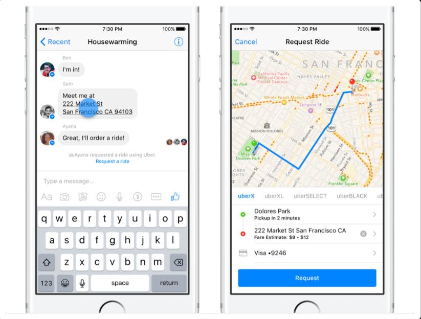 chatbots uber 2019